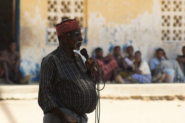 'Old' man RIPPLE Africa