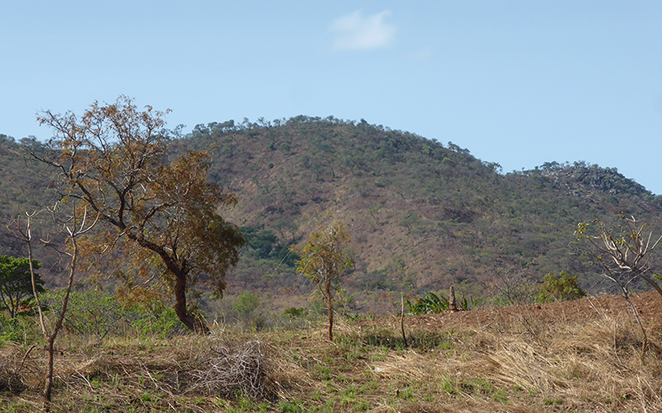 Deforested Choma Hill