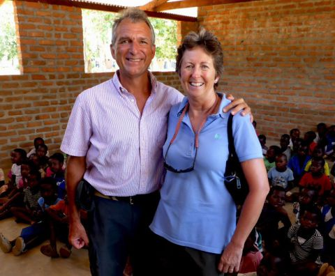 Geoff and Liz Furber, Ripple Africa Founders