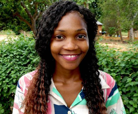 Khumbo Mphande, Family Planning and Sexual Health Project Manager