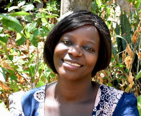 Matilda Mwale, Disability and Rehabilitation Project Manager