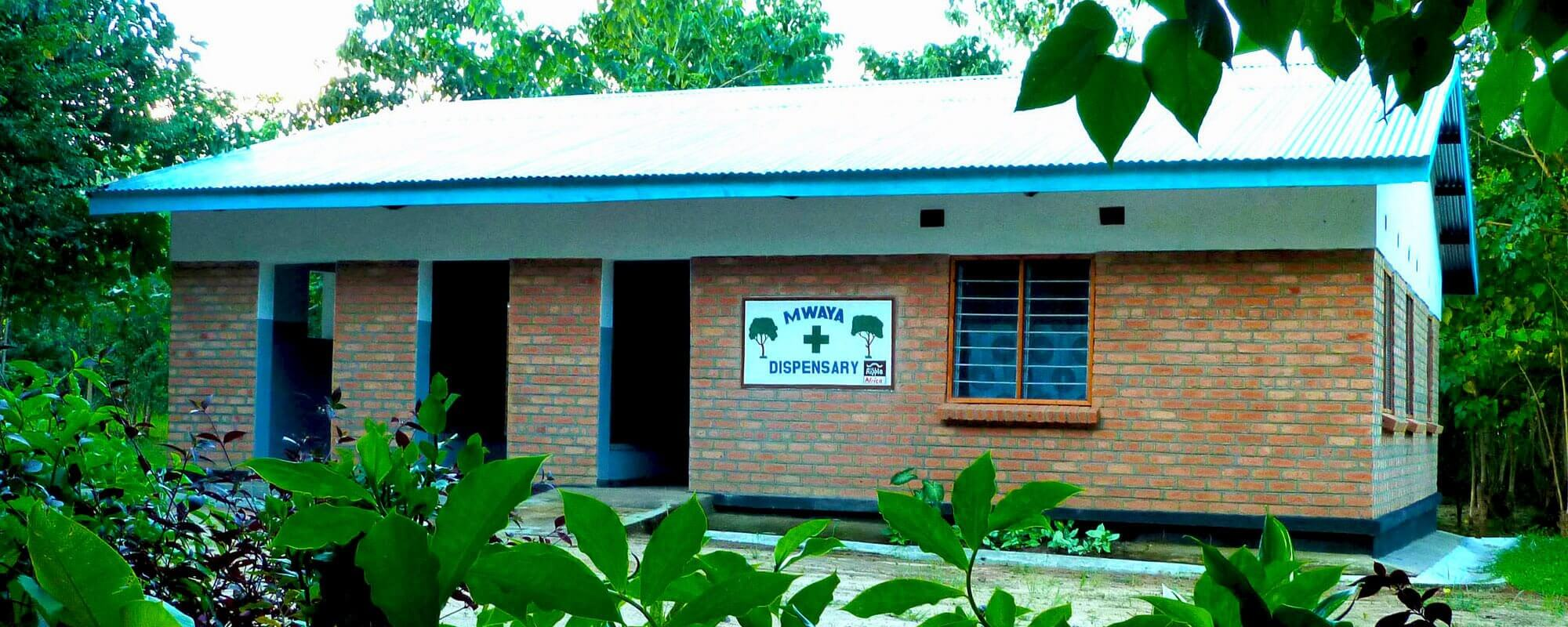 Mwaya Dispensary was built by Ripple Africa