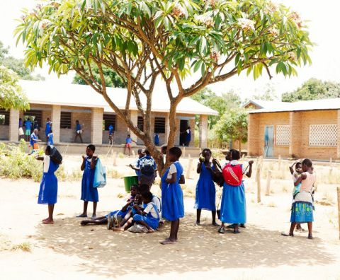 Mwaya Primary School, Ripple Africa Charity