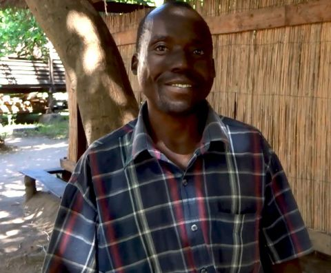 Watson Chirwa, Family Planning and Sexual Health Project Manager