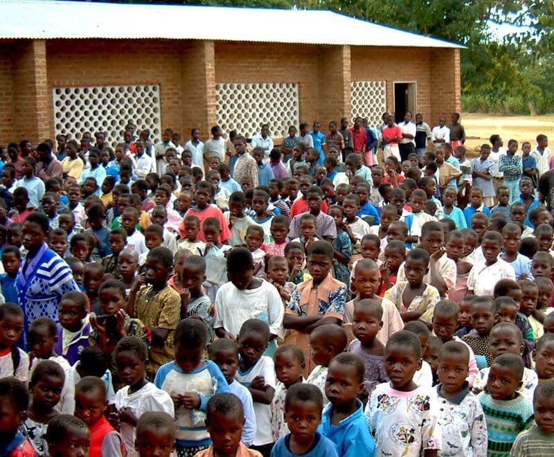 Mwaya Primary School, Ripple Africa Charity