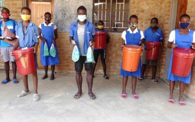 Providing handwashing facilities