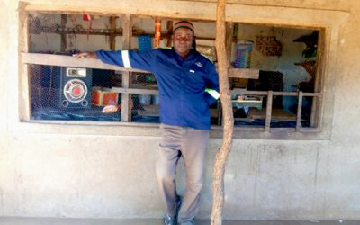 From fisherman to grocer