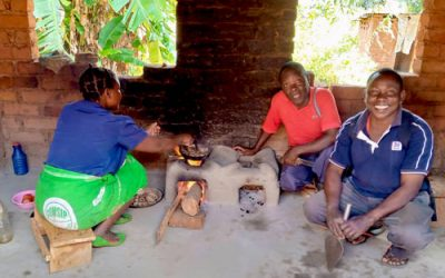Maintaining cookstoves