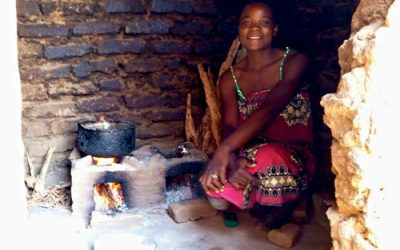 Loving their cookstoves