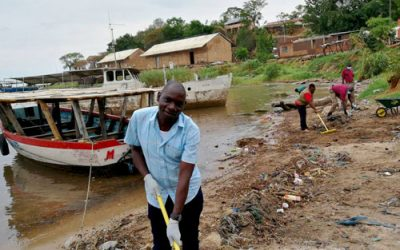 Cleaning up Malawi
