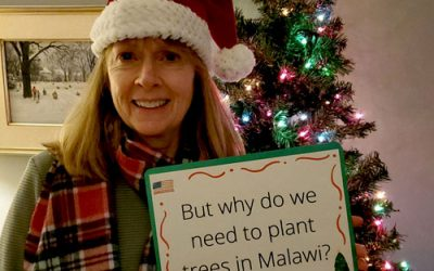 Volunteers share their support this Christmas