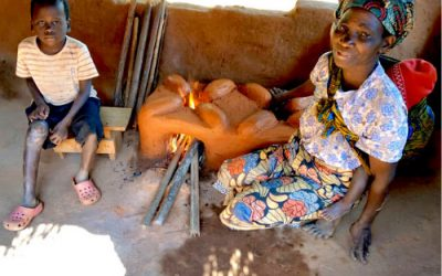 Why James wished his neighbours had a cookstove