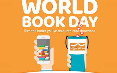 Turn preloved books into donations