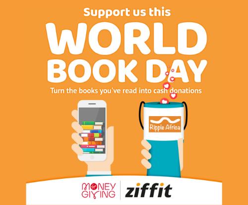 World Book Day Ziffit partnership