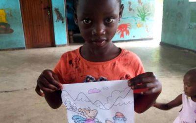 Art supplies for preschools