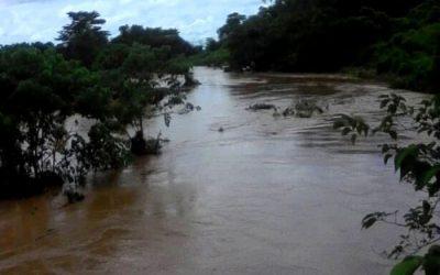 Heavy rains cause flooding