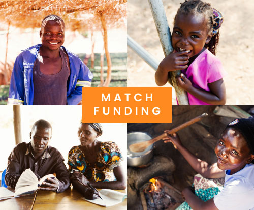 Match funding opportunity in Malawi