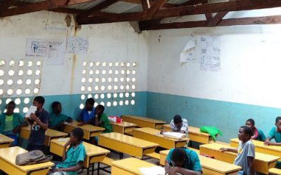 Classroom reopens