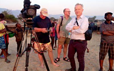 ITV News appearance