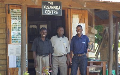 Book Worms at Mwaya Community Library