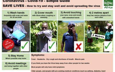 Coronavirus Awareness Campaign