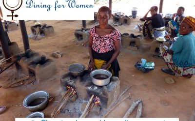 Dining for Women To Support RIPPLE Africa's Changu Changu Moto Project