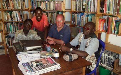 A Time to Reflect after 10 Years of the Kusambira Centre (Mwaya Community Library)