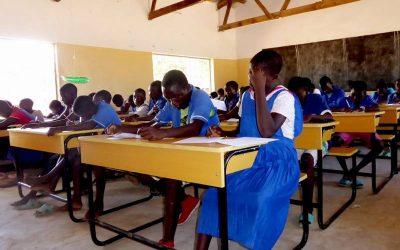More Desks for Primary Schools