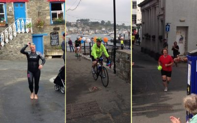 The Fowey Triathlon – Raising Money for RIPPLE Africa