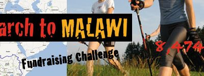 "March to Malawi Profile:  ""Malta March to Malawi Challenge!"""